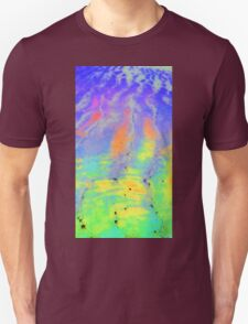 Blue and Green Planet 2 T-Shirt