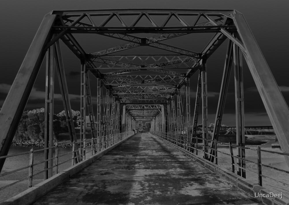Bridge to nowhere by UncaDeej