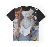 Group Of Antique Teddy Bears Graphic T-Shirt