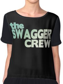The swagger Chiffon Top