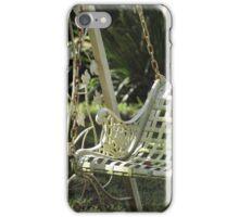 Swing Seat iPhone Case/Skin
