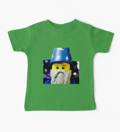 Lego Wizard minifigure Baby Tee