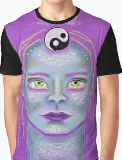 Ying Yang Graphic T-Shirt