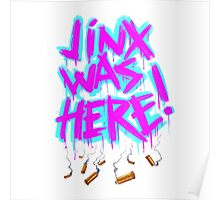 Jinx Was Here! Poster
