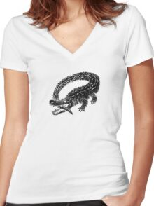 Catfish and the Bottlemen- The Ride Women's Fitted V-Neck T-Shirt