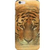 The Tiger in the Moon iPhone Case/Skin