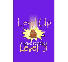 Level 3 Photographic Print