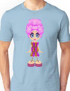 Flip-flop dress doll Unisex T-Shirt