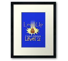 Level 2 Framed Print