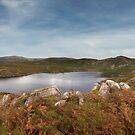 Blea Tarn Eskdale Cumbria by eddiej