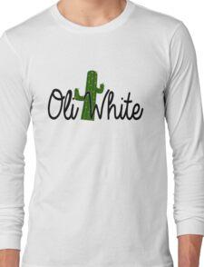 Oli White Cactus Tee Long Sleeve T-Shirt