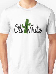 Oli White Cactus Tee Unisex T-Shirt