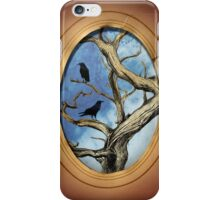 Thought and Memory iPhone Case/Skin