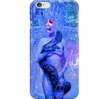 Blue Rain iPhone Case/Skin