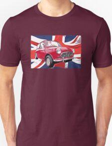 Retro Austin Mini T-Shirt