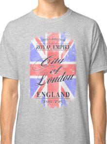 Union Jack - Vintage Look Classic T-Shirt