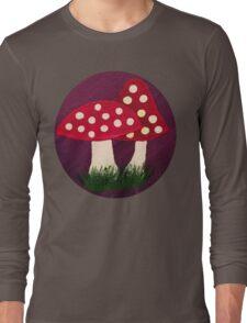 Faerie Shrooms Long Sleeve T-Shirt
