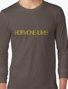 hormone-iums Long Sleeve T-Shirt