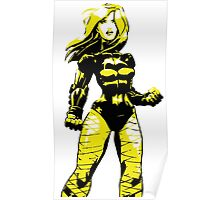 Black Canary Poster