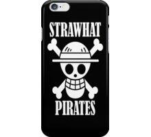 Straw Hat Pirates crew iPhone Case/Skin