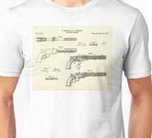 Magazine Firearm-1854 Unisex T-Shirt