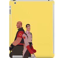 heavy/medic iPad Case/Skin