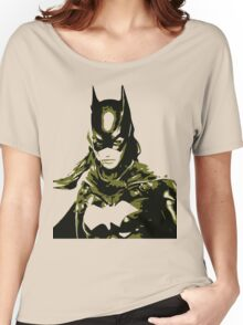 Batgirl Women's Relaxed Fit T-Shirt
