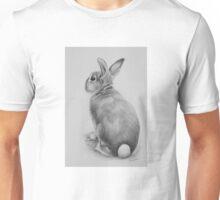 b/w benjamin bunny Unisex T-Shirt