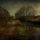 The Kennet and Avon Canal by eddiej