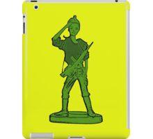 Toy Soldier! iPad Case/Skin