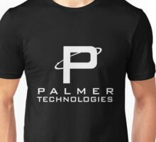 Palmer tech - White Unisex T-Shirt