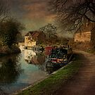 Bathampton on the kennet and Avon canal by eddiej