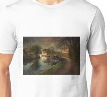 Bathampton on the kennet and Avon canal Unisex T-Shirt