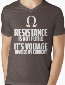 Funny Electrician - Physics T Shirt Mens V-Neck T-Shirt