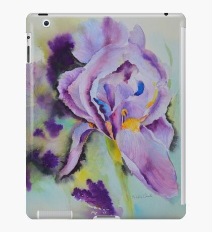 Purple glory iPad Case/Skin