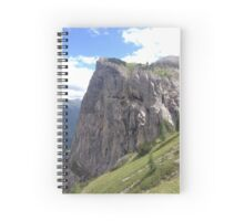 Verdant Cliff Spiral Notebook