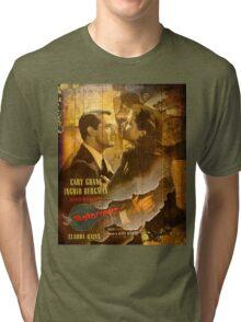 Miss Hubberman is in Trouble Tri-blend T-Shirt