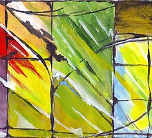 The windows of my Soul by Maree Clarkson
