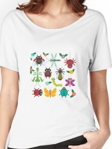 Insects Women's Relaxed Fit T-Shirt