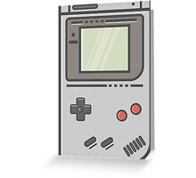 GameBoyColor Greeting Card