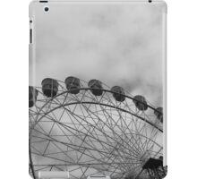 Metal Wheel iPad Case/Skin