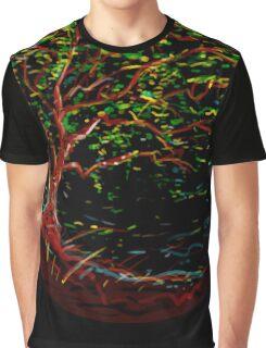 impressionist tree Graphic T-Shirt