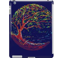 impressionist tree iPad Case/Skin