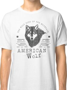 The wild side of the mountain Classic T-Shirt