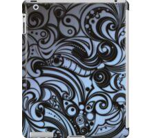 Trip Grey Scale iPad Case/Skin