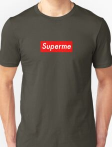 SuperMe - Supreme Unisex T-Shirt
