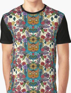 kitten garden Graphic T-Shirt