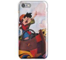 Land ho! iPhone Case/Skin