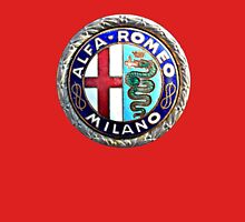 ALFA ROMEO OLD BADGE Unisex T-Shirt