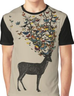Wild Nature Graphic T-Shirt